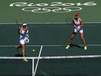 Теннисистки Макарова и Веснина стали олимпийскими чемпионками в парном разряде