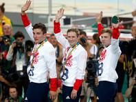 Британцы победили в Рио в командном спринте на велотреке