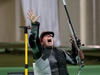Немка Барбара Энгледер стала олимпийской чемпионкой в стрельбе из винтовки