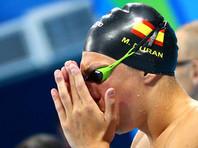 Испанец расплакался после фальстарта, и судьи разрешили ему принять участие в заплыве