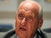 Седьмой президент ФИФА Жоао Авеланж скончался на 101-м году жизни