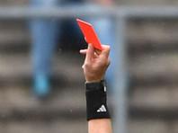 Судья впервые в истории футбола воспользовался видеоповтором в официальном матче