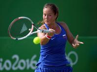 Теннисистка Дарья Касаткина проиграла в четвертьфинале Олимпиады