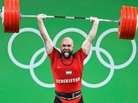 Узбекский штангист Руслан Нурудинов завоевал золото Игр-2016 в весе до 105 кг