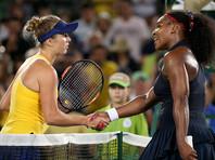 Первая ракетка мира Серена Уильямс вылетела из олимпийского турнира