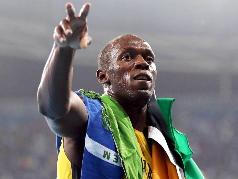 Усэйн Болт стал восьмикратным олимпийским чемпионом