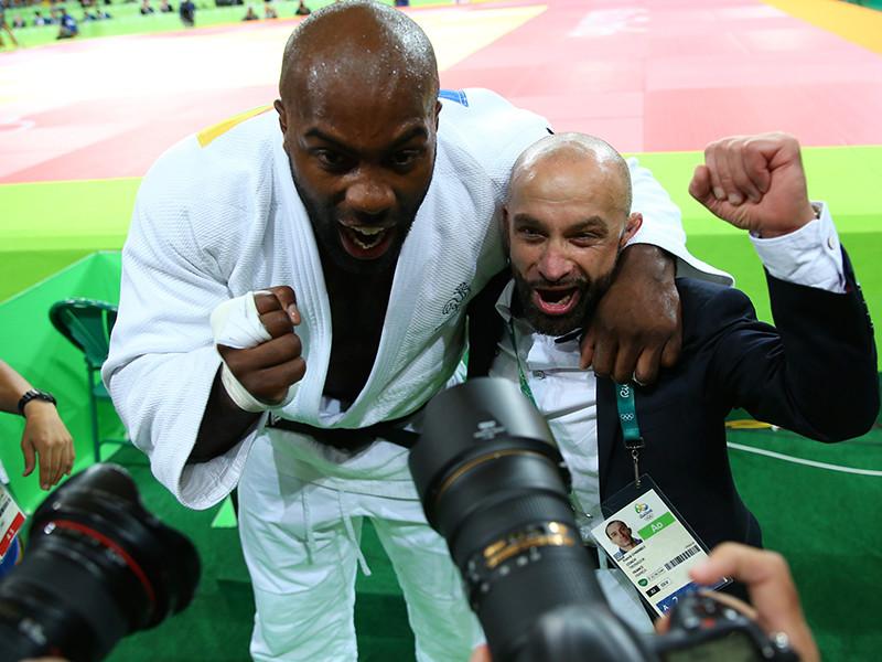 Турнир дзюдоистов в Рио завершился золотым дублем французов