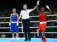Никола Адамс из Великобритании стала двукратной олимпийской чемпионкой по боксу