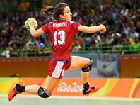 Российские гандболистки продолжают выступать на олимпийском турнире без поражений