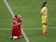 Немецкие футболистки впервые в истории выиграли золото Олимпийских игр