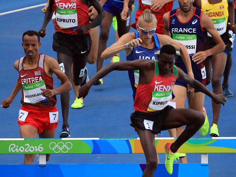 В Рио-де-Жанейро без участия российских спортсменов продолжатся олимпийский легкоатлетический турнир