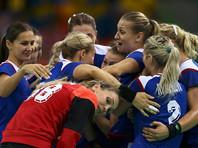 Российские гандболистки досрочно вышли в четвертьфинал Игр-2016