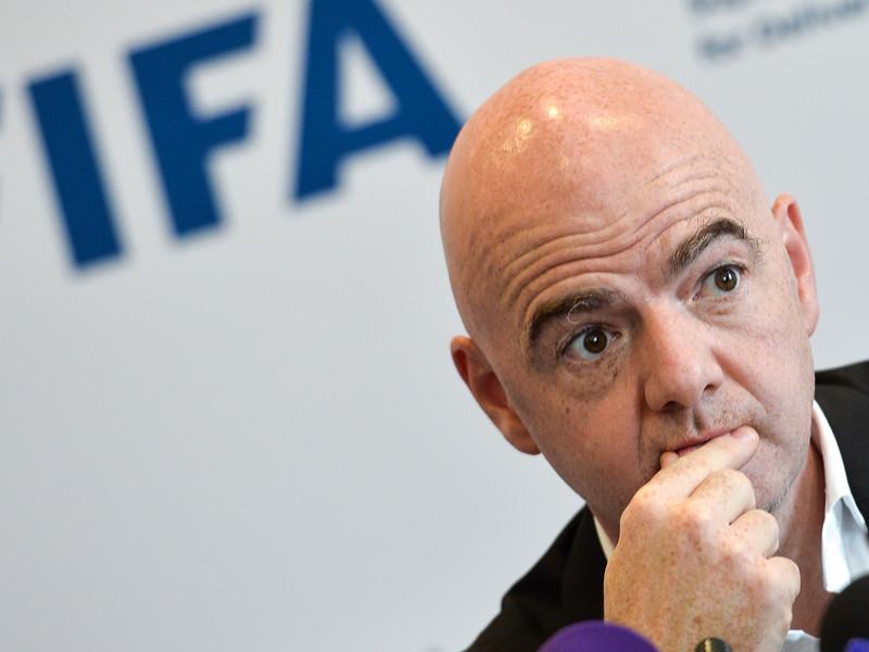 Президент Международной федерации футбола Джанни Инфантино считает проблемным формат проведения мужского олимпийского турнира