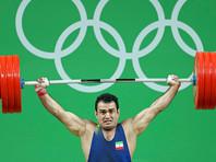 Ирану золотые медали в Рио-де-Жанейро приносят только тяжелоатлеты