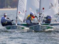 В бухте Рио-де-Жанейро состоялись сразу четыре олимпийские парусные регаты