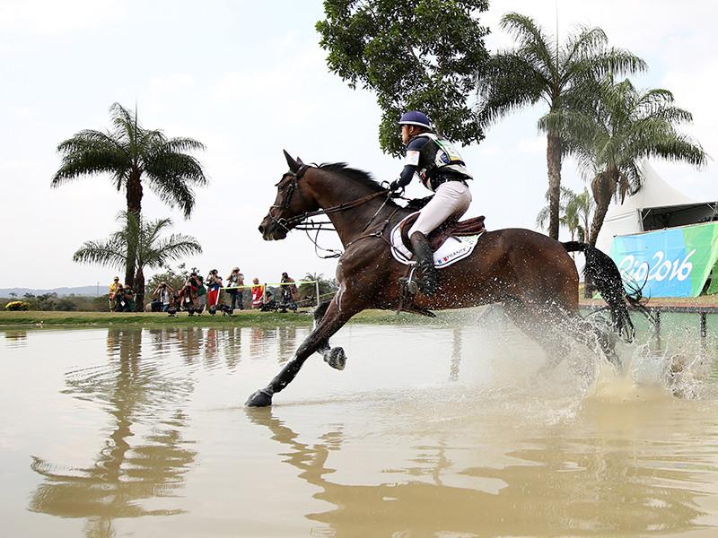 Сборная Франции по конному спорту завоевала золото в командных соревнованиях по троеборью в рамках Олимпийских игр 2016 года