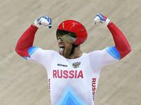 Велогонщик Денис Дмитриев добыл олимпийскую бронзу в спринте