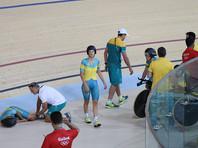 Австралийские велогонщицы получили ожоги во время олимпийской тренировки