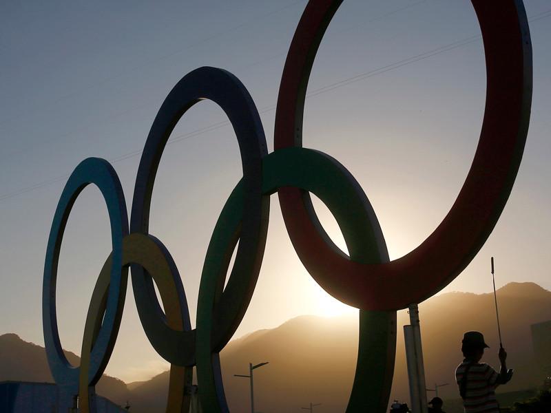 Шторм частично разрушил олимпийский порт в Рио-де-Жанейро