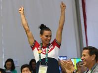 Участники Игр-2016 избрали Елену Исинбаеву в комиссию спортсменов МОК