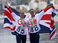 Гребцы вывели Великобританию на четвертое место в общем зачете Игр-2016