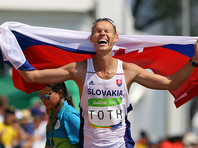 Словак Матей Тот завоевал олимпийское золото Рио в ходьбе на 50 км, у женщин 20 км быстрее всех прошла китаянка Лю Хун