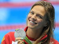 На этикетке будет размещена фотография самого эмоционального момента для Юлии Ефимовой на Олимпийских играх в Рио - награждения после финала на дистанции 100 м брассом, где она завоевала серебряную медаль