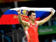 Борец Роман Власов в Рио стал двукратным олимпийским чемпионом