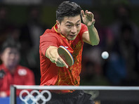 Китаец Ма Лун стал олимпийским чемпионом по пинг-понгу