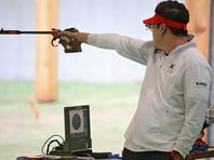 Кореец Чин Джон О стал олимпийским чемпионом в стрельбе из малокалиберного пистолета