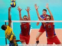 Российские волейболисты не смогли повторить достижение лондонской Олимпиады