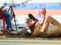 Дарья Клишина вышла в финал соревнований по прыжкам в длину