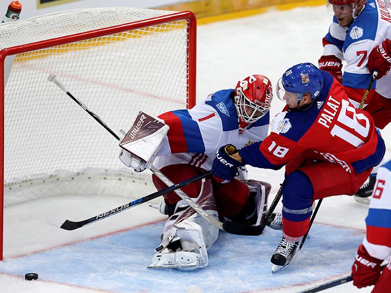 Российские хоккеисты, готовясь к Кубку мира, уступили сборной Чехии