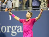 Станислас Вавринка одолел Новака Джоковича в финале US Open