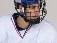 Певец Джастин Бибер провел тренировку в составе команды КХЛ