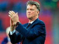 Бельгийцы посчитали Луи ван Гала очень скучным тренером