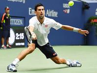 В финале US Open встретятся Джокович и Вавринка