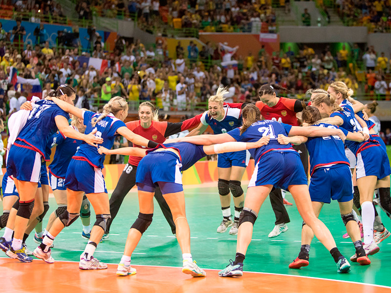 Семерых российских гандболисток не хотели допускать до Олимпиады