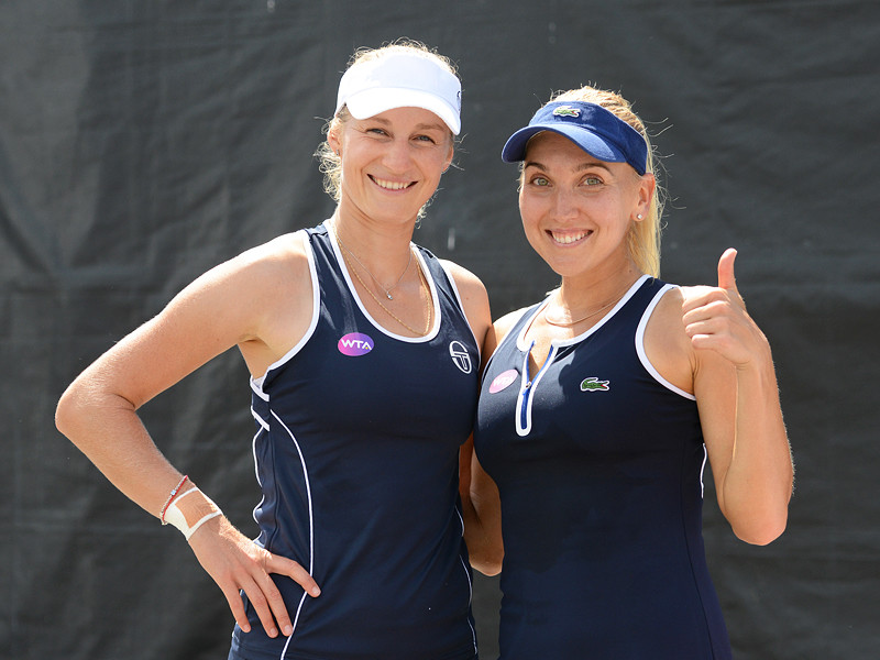 Веснина и Макарова вышли в полуфинал US Open