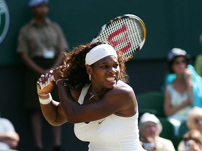 Серена Уильямс превзошла достижение Роджера Федерера