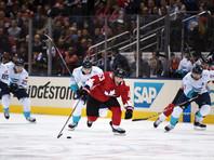 Канада победила сборную Европы в первом матче финала Кубка мира по хоккею