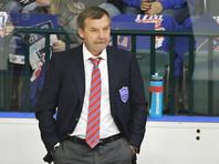Даже в случае провала на Кубке мира Знарок сохранит пост главного тренера сборной России