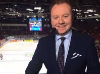 """Российский хоккейный комментатор """"выпал из эфира"""" из-за съемок в сериале"""