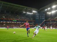 ЦСКА победил на новом стадионе в первом официальном матче