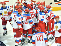 Победа над финнами выведет Россию в плей-офф Кубка мира по хоккею