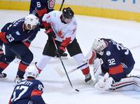 Канада не пустила США в плей-офф Кубка мира по хоккею