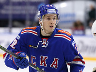 Нападающий СКА сказал, что не уедет в НХЛ, пока ему платят в КХЛ