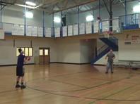 Студентка обошла звезд НБА по количеству трехочковых за минуту (ВИДЕО)