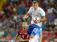 Тарасов покинул расположение сборной России по футболу из-за травмы