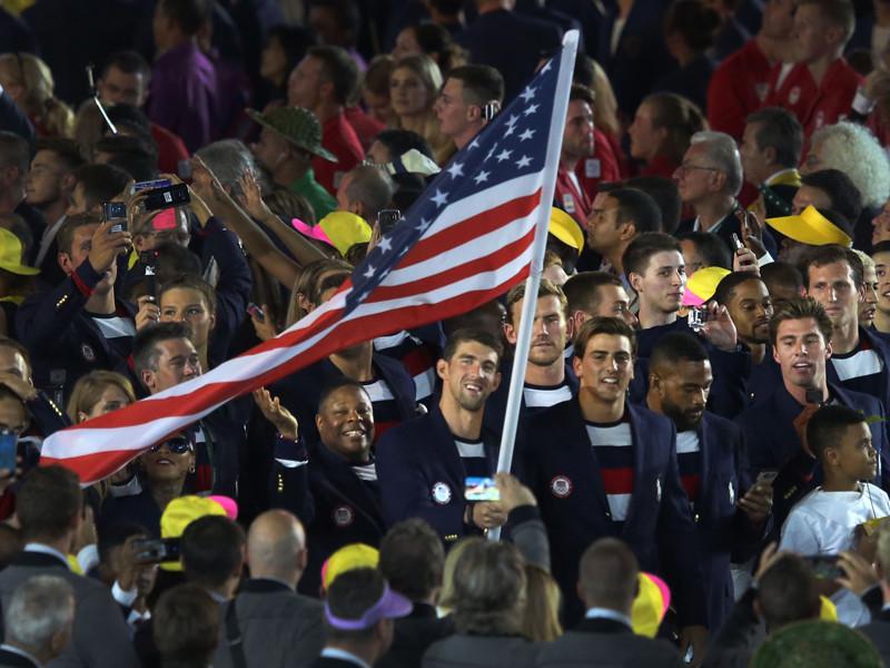 На летней Олимпиаде 2016 года в Рио-де-Жанейро 15 из 558 спортсменов сборной США принимали запрещенные препараты с разрешения Всемирного антидопингового агентства (WADA)
